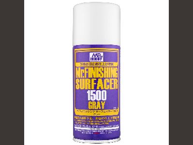 B-527 Finishing Surfacer 1500 Gray 170ml