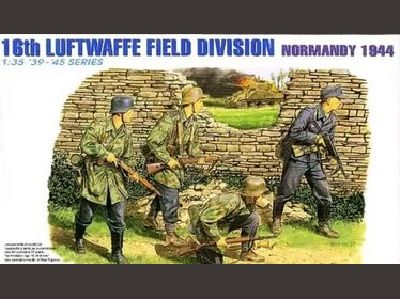 6084 16th Luftwaffe Field Division (Normandy 1944)
